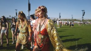Cultural Appropriation in Coachella