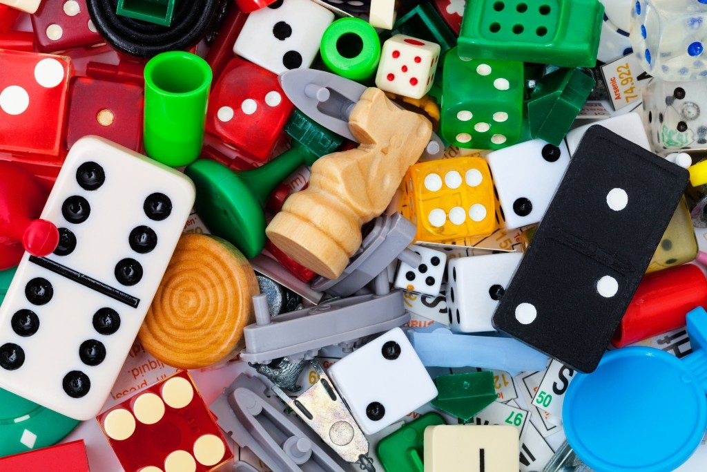 Board Game Equipments